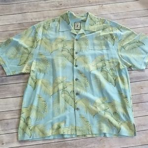 Jamaica Jaxx Tropical Print Shirt
